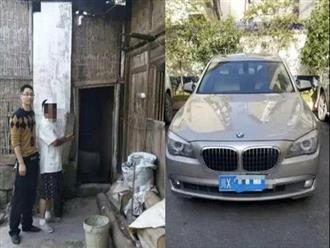 Đại gia lái BMW gần 7 tỷ trộm gà vịt của dân làng để lấy tiền đổ xăng