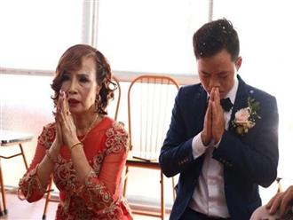 """Hơn chồng 36 tuổi, cô dâu Cao Bằng """"đại tu"""" những bộ phận này để không bị nhầm là MẸ-CON"""