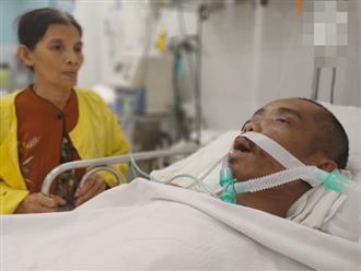 Đang chuẩn bị cho gánh chè nửa đêm, bà mẹ nghèo chết lặng nhận tin con trai sắp tắt thở vì tai nạn nguy kịch