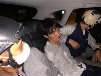 Đang nhận 1 kg ma túy đá, 2 đối tượng bị công an bắt giữ