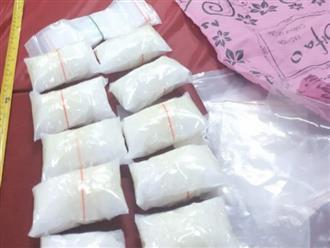 Đánh sập đường dây mua bán ma túy tại miền Trung