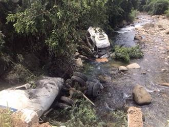 Danh tính tài xế xe bồn chạy tốc độ 109km gây tai nạn thảm khốc khiến 13 người tử vong ở Lai Châu