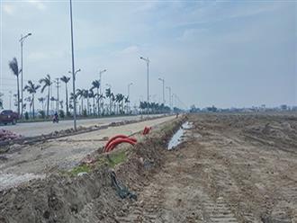 Đất nền tỉnh bị thổi giá chênh 600 triệu đồng mỗi lô