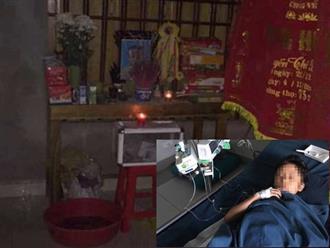 Mẹ cho hai con uống thuốc diệt cỏ vì giận chồng: Bé trai 4 tuổi đã ra đi, đau lòng ánh mắt đau đáu của người chị chờ em