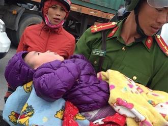 Bắc Ninh: Bị người thân bỏ rơi, bé trai 3 tuổi nằm thoi thóp vì đói rét dưới chân cầu