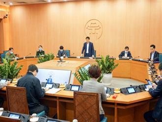 Đề xuất cách ly xã hội tại Hà Nội thêm ít nhất 1 tuần