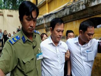 Ông Nguyễn Hữu Linh đi đường hầm riêng để vào phòng xét xử phúc thẩm kín
