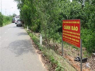 """Địa ốc Alibaba dẫn khách đi tham quan dự án """"ma"""", Bình Thuận tức tốc cắm biển cảnh báo"""