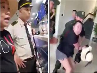 Đình chỉ công tác nữ Đại úy công an chửi bới, lăng mạ nhân viên hàng không
