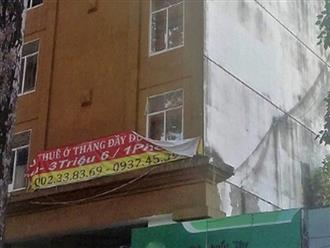 Đình chỉ hoạt động kinh doanh vì toà nhà xây vượt 5 tầng