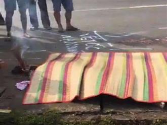 Đồng Nai: Xe ben tông xe máy, 2 mẹ con thiệt mạng