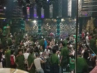 Đột kích quán bar giữa trung tâm Đà Nẵng lúc rạng sáng, phát hiện 80 người dương tính ma túy