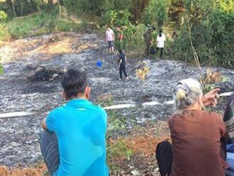 Đột quỵ khi đốt lá cây, người đàn ông Phú Thọ chết cháy thương tâm