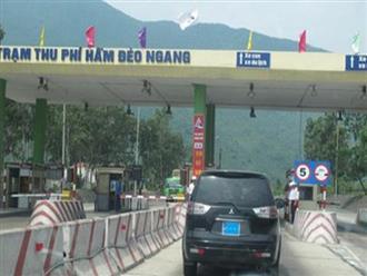 Dự án BOT hầm Đèo Ngang thu vượt thời gian, Sông Đà báo cáo số liệu thu phí sai