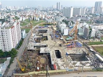 Dự án gần 13.000 căn hộ xây trái phép giữa trung tâm thành phố