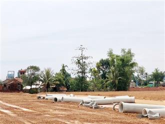 """Dự án khu dân cư bé """"lỗ mũi"""" ở Quảng Ngãi: Lỗi do đánh máy?"""
