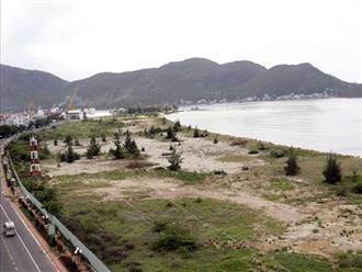 """Dự án khu lấn biển Mũi Tấn tái khởi động sau 6 năm bị """"treo"""""""