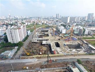 TP.HCM: Dự án Laimain City của đại gia Đinh Trường Chinh bị phạt vì xây vượt 16 tầng trong Khu đô thị An Phú - An Khánh quận 2