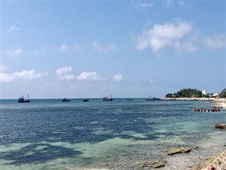 Dự án lấn biển Lý Sơn trị giá 1.700 tỷ, người dân dè dặt vì lo