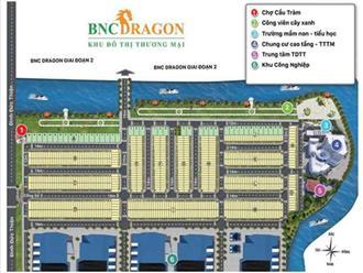 """Hô """"biến"""" 16ha đất KCN Cầu Tràm bán trái phép, chủ đầu tư dự án """"ma"""" BNC Dragon bị xử phạt"""