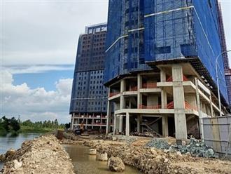 Chủ tịch tỉnh Bình Dương chỉ đạo xử lý nghiêm dự án Marina Tower lấn sông