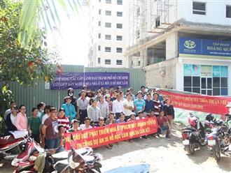 Dự án nhà ở xã hội 35 Hồ Ngọc Lãm tiếp tục trễ hẹn, khách hàng cầu cứu khắp nơi