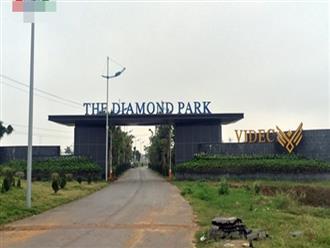 Dự án The Diamond Park Mê Linh: Chưa xây nhà ở xã hội nhưng đã bán biệt thự