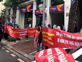 Dự án 'vỡ trận', khách liên tục 'vây' TPBank đòi bảo lãnh