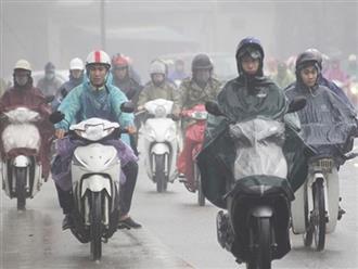 Dự báo thời tiết 18.3: Đầu tuần, miền Bắc vẫn rét mướt mưa phùn