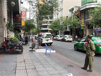Du khách Australia rơi từ khách sạn trung tâm Sài Gòn