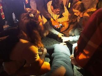Du khách bị đánh bất tỉnh tại chợ đêm Đà Lạt