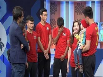 Đức Chinh, Quang Hải rơi lệ trước trận chung kết AFF Cup: 'Chúng em sẽ chiến đấu hết mình để cố gắng mang cúp vàng về'