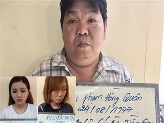 Lộ mặt những gã đàn ông chuyên dùng bạn gái, vợ dụ 'khách làng chơi' để trộm tài sản