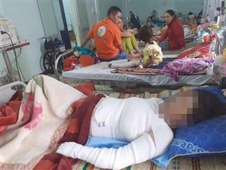 Kon Tum: Vợ mang thai 37 tuần dùng xăng tự thiêu vì chồng hay vắng nhà