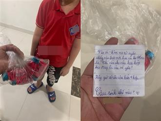 Được bạn gái phát đi thông điệp tặng 2 hộp kẹo sẽ yêu, bé trai tiểu học đến tận nhà gửi hẳn 4 hộp kèm thông điệp khiến ai nấy ngỡ ngàng