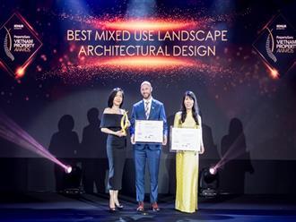 Him Lam Green Park được vinh danh tại Lễ trao giải thưởng PropertyGuru Vietnam  Property Awards 2019