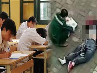 Hé lộ bức thư tuyệt mệnh của nam sinh trường Nguyễn Khuyến: 'Con đã không đáp ứng được mong mỏi của ba má, con xin lỗi'