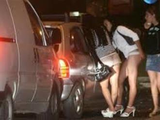 Gái mại dâm dàn cảnh cướp tài sản khách làng chơi