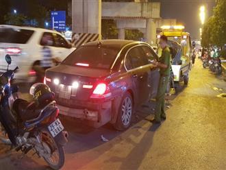 Danh tính nữ tài xế BMW gây tai nạn liên hoàn trước Royal City