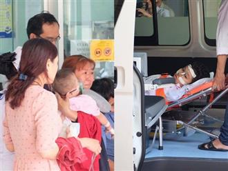 Gia đình 5 người nguy kịch sau vụ cháy chung cư ở Sài Gòn