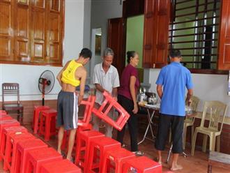 Gia đình Công Phượng, hậu vệ Bùi Tiến Dũng hối hả chuẩn bị, đón tiếp họ hàng làng xóm đến theo dõi trận bán kết của Olympic Việt Nam