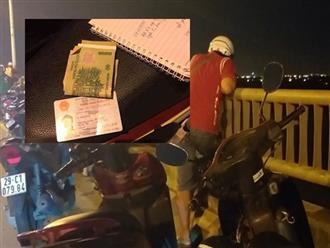 Cô gái 18 tuổi để lại xe máy rồi nhảy cầu tự tử: Lời kể xót xa của người thân