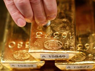 Giá vàng hôm nay 30/8: USD tăng trở lại nhấn chìm vàng