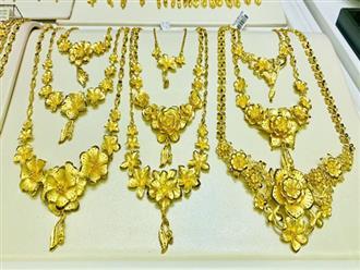 Giá vàng hôm nay 13/3: May mắn phút chót, vàng tăng nhanh