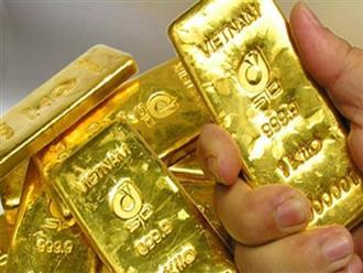 Giá vàng hôm nay 7/11: USD chao đảo, vàng vọt lên