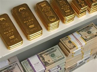 Giá vàng hôm nay 15/10: Qua đợt tăng mạnh nhất 2 năm qua