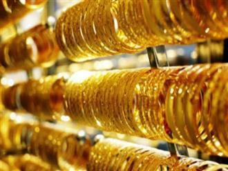 Giá vàng hôm nay 2/1: Vàng treo cao, tín hiệu bùng nổ 2019