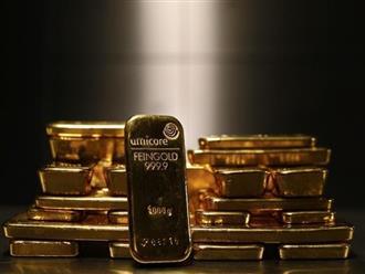 Giá vàng hôm nay 25/4: Giảm xuống thấp, tăng mua vào