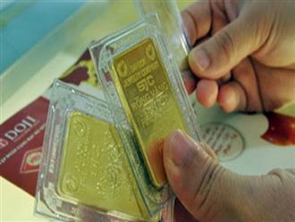 Giá vàng hôm nay 4/5: Thất vọng tràn trề, vàng tăng trở lại