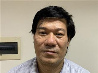 """Giám đốc CDC Hà Nội và đồng phạm mua máy xét nghiệm Covid-19 với giá """"cao hơn rất nhiều so với giá thị trường"""""""